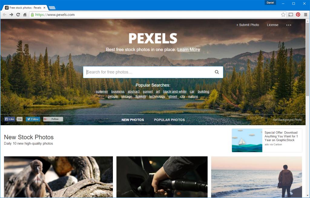 pexel stock photography